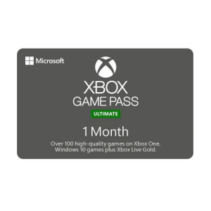 Abonnement Xbox Game Pass Ultimate 1 mois